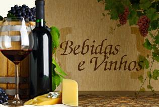 Bebidas e Vinhos