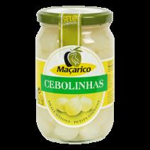 Cebolinhas em conserva 380 g 250 g - MAÇARICO