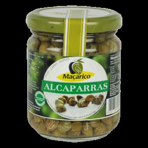 Alcaparras 195 g 125 g - MAÇARICO