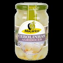 Cebolinhas Agridoce em conserva 380 g 250 g - MAÇARICO