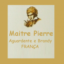 MAITRE PIERRE - BRANDY, AGUARDENTE